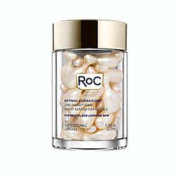 RoC® 30-Count Retinol Correxion® Line Smoothing Night Serum Capsules