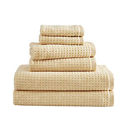 Northern Pacific Quick Dry SunYellow 6Pc Towel Set