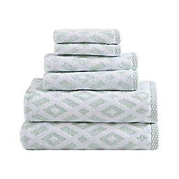 Bimini Cotton 6 Pc Towel Set