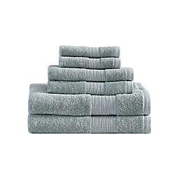 Fulton Antibacterial Jade 6 Pc Towel Set