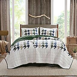 Woolrich Hudson Oversized Cotton Quilt Mini Set