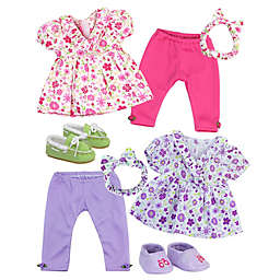 Sophia's by Teamson Kids 15-Inch Baby Doll Outfit Set