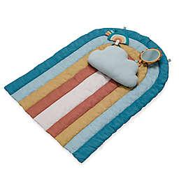 Itzy Ritzy® Bitzy Bespoke™ Tummy Time™ Play Mat in Rainbow