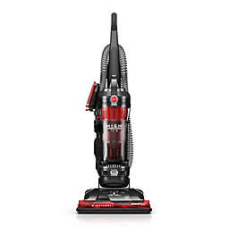 Hoover® WindTunnel 3 High Performance Pet Upright Vacuum in Red