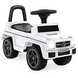 Evezo Mercedes Benz G63 AMG Wagon Ride-On Push Car