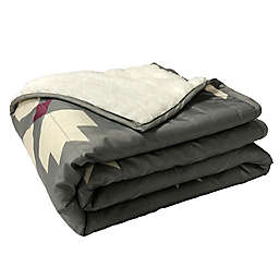 Bee & Willow™ Bear Claw Throw Blanket in Grey