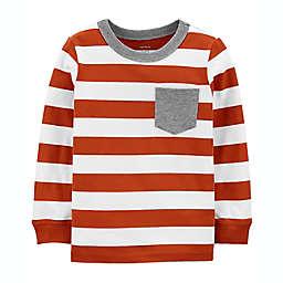 carter's® Long Sleeve Striped Tee