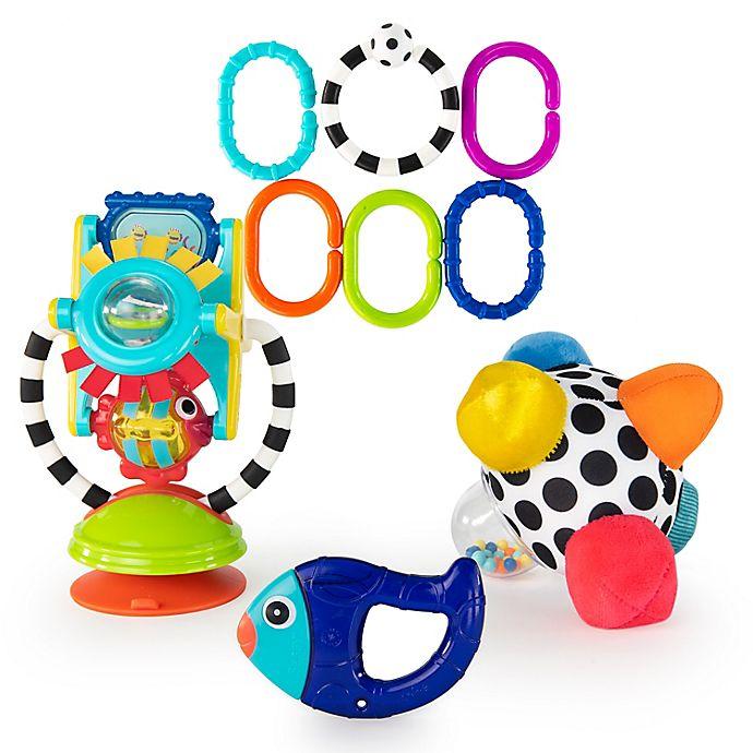 Alternate image 1 for Sassy® Discover the Senses Gift Set