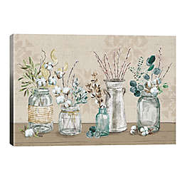 iCanvas Hillary D Wilson Mother Nature 18-Inch x 26-Inch Wrapped Canvas Wall Art