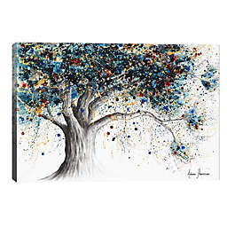iCanvas SpaceFrog Designs River Vista 18-Inch x 18-Inch Wrapped Canvas Wall Art