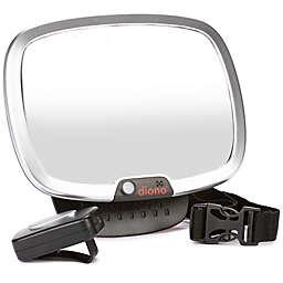 Diono® Easy View Plus™ Rear Facing Mirror in Black/Silver