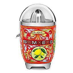 SMEG Dolce & Gabbana Multicolor Citrus Juicer