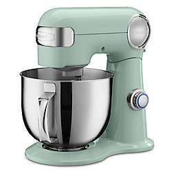 Cuisinart® Precision Master™ 5.5 qt. Stand Mixer in Agave Green