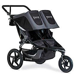 BOB Gear® Revolution Flex 3.0 Duallie Jogging Stroller in Graphite/Black