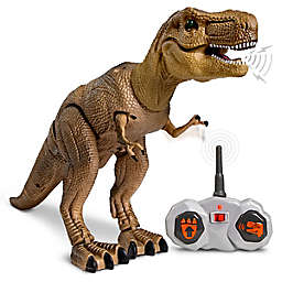 Discovery Kids™ Remote Control T-Rex in Brown