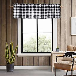 Eddie Bauer® Mountain Plaid Window Valance