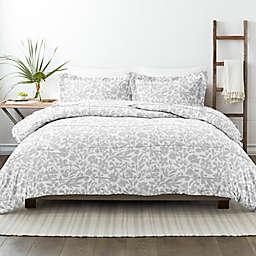 Home Collection Abstract Garden 3-Piece Comforter Set