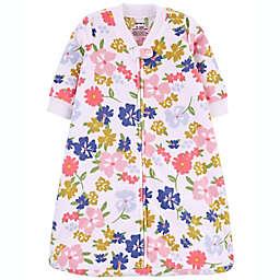 carter's® Size 3-6M Floral Print Fleece Sleep Bag in Pink/Ivory