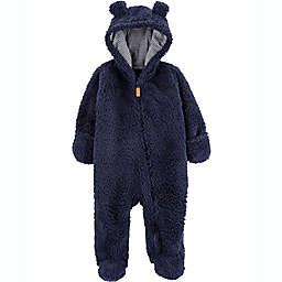 carter's® Sherpa Hooded Pram