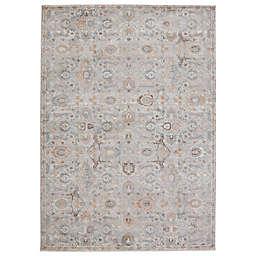 Jaipur Living Etienne Oriental 6'7 x 9'6 Area Rug in Light Taupe/Grey