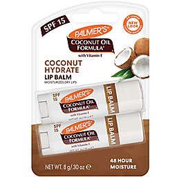 Palmer's® 2-Pack Coconut Oil Formula™ Coconut Oil SPF 15 Lip Balm