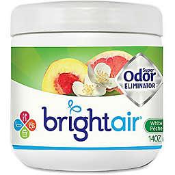 Bright Air® Super Odor Eliminator™ 14 oz. Solid Air Freshener in White Peach/Citrus