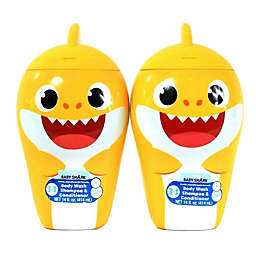 Baby Shark 14 fl. oz. 3-in-1 Body Wash, Shampoo and Conditioner