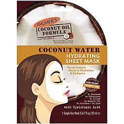 Palmer's® .67 oz. Coconut Oil Formula™ Coconut Water Hydrating Sheet Mask
