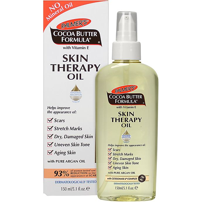 Alternate image 1 for Palmers® 5.1 oz. Cocoa Butter Formula Skin Therapy Oil
