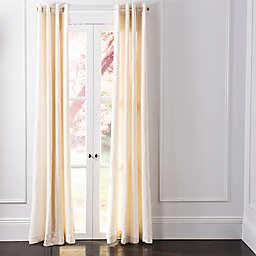 Safavieh Grevena Semi-Sheer Window Curtain Panel (Single)
