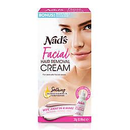 Nad's® Facial Hair Removal Crème