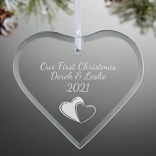 Alternate image 1 for Create Your Own Heart Christmas Ornament