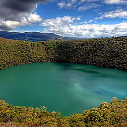 Bogotá Guatavita Lagoon & Salt Cathedral Tour by Spur Experiences®