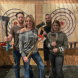 Spokane Axe Throwing, Knives, and Ninja Stars by Spur Experiences®