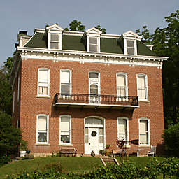 St. Louis Mansions of Hermann, Missouri, Horse Carriage Tour by Spur Experiences
