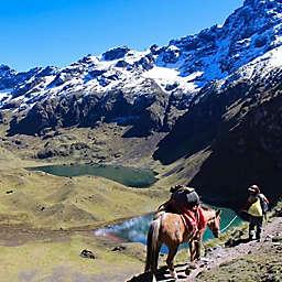 Machu Picchu, Peru 4-Day Lares Trek by Spur Experiences®