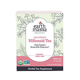 Earth Mama 16-Count Organic Milkmaid Tea