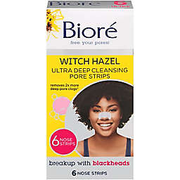 Biore® 6-Count Ultra Deep Cleansing Pore Strips