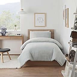 UGG® Coco Dawson 3-Piece King Comforter Set in Glacier Grey