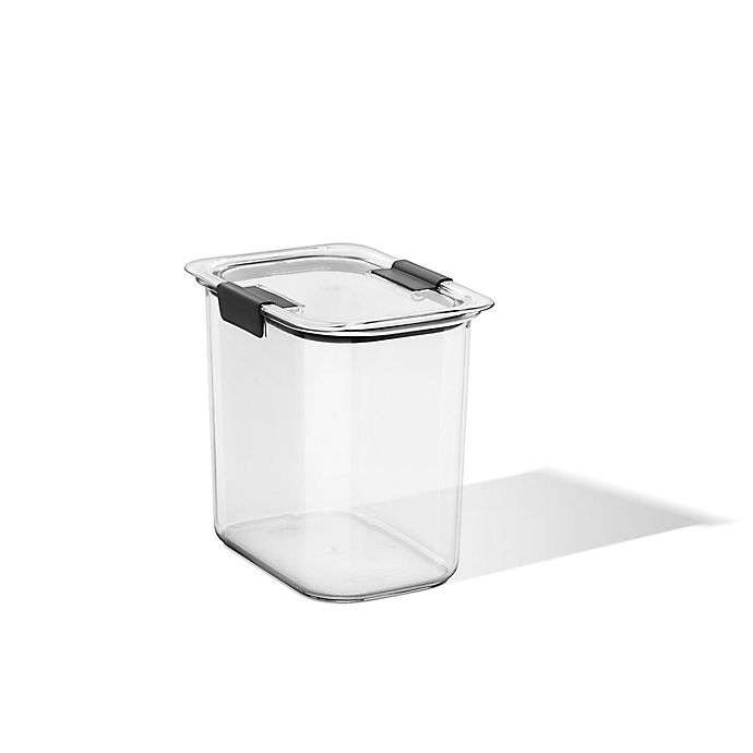 Alternate image 1 for Rubbermaid Brilliance 12-Cup Sugar Dry Storage Container