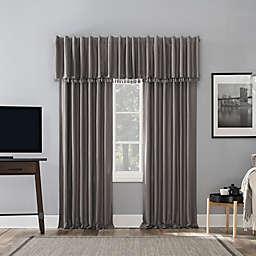 Sun Zero Evelina Faux Silk  Window Curtain Collection
