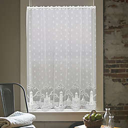 Heritage Lace® Lighthouse 63-Inch Window Curtain Panel (Single)
