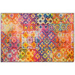 Mohawk Home® Prismatic Coyle 4' x 6' Area Rug in Rainbow