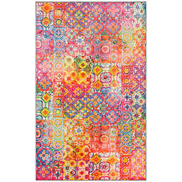 Mohawk Home® Prismatic Coyle Rug in Rainbow