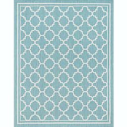 Tayse Rugs Shaila Geometric Indoor/Outdoor Rug