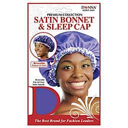Donna Satin Bonnet and Sleep Cap