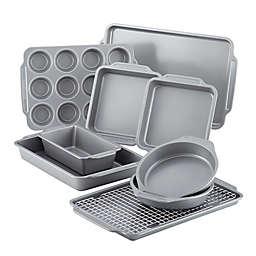 Farberware® 10-Piece Nonstick Bakeware Set in Grey