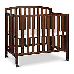 Dylan Portable 3-in-1 Mini Crib in Espresso