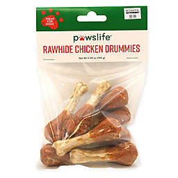 Pawslife™ Rawhide Chicken Drummie Treats for Dogs
