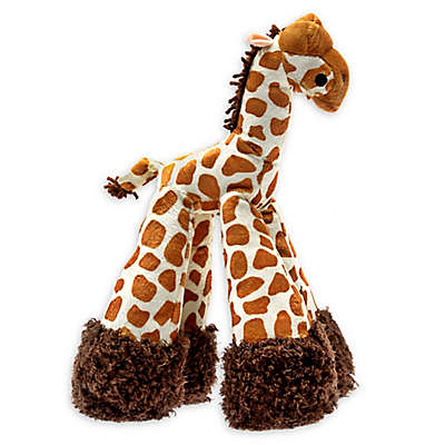 Patchwork Pet Long Legs Giraffe Dog Toy
